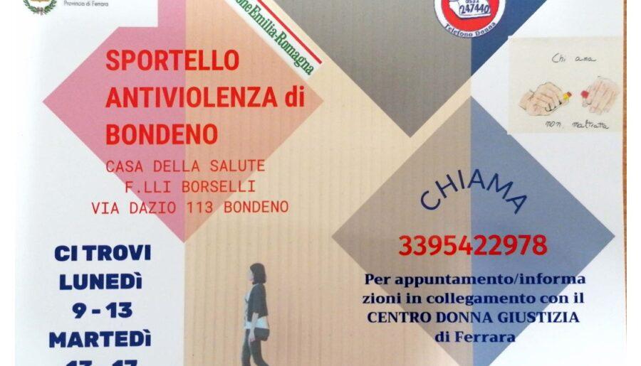 Sportello Antiviolenza Bondeno