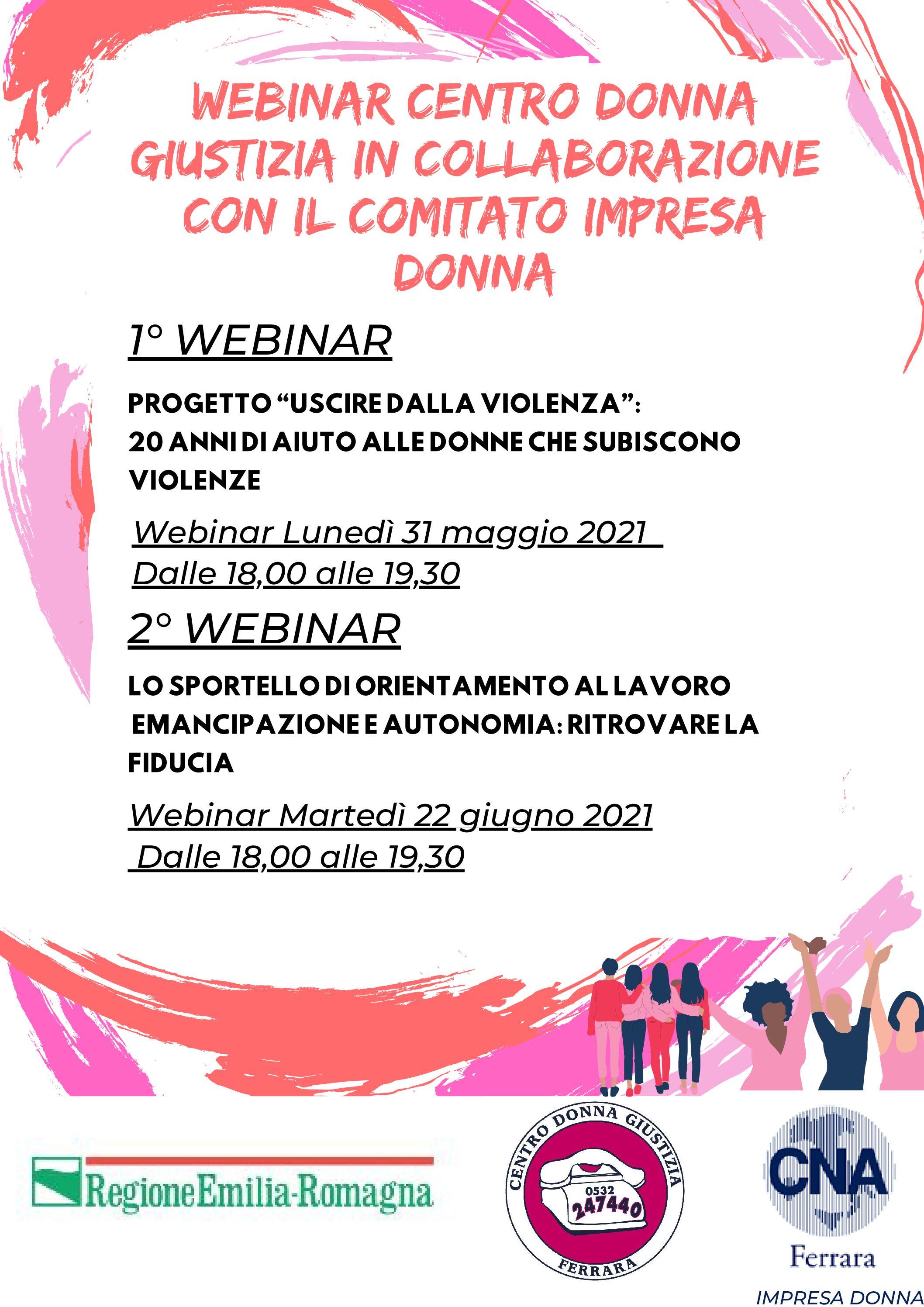 Donne (In)formazione – Webinar in collaborazione con Comitato Impresa Donna